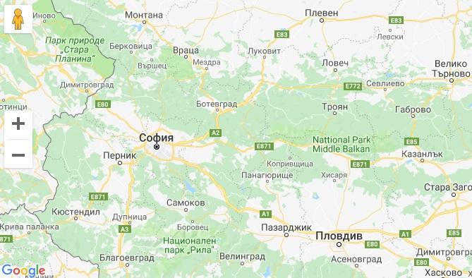 Zasho Da Izberem Ptnite Karti Na Blgariya Onlajn Bultravel Info